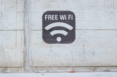 WiFi pública
