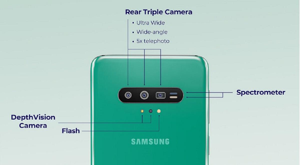 cámara del Samsung Galaxy S11