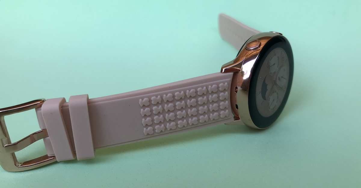 Galaxy Watch TOUS agujero agua