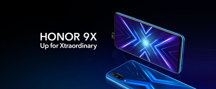 El Honor 9X obtiene una nueva y muy vistosa variante de color llamada Emerald Green