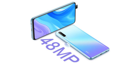 Huawei Y9s oficial