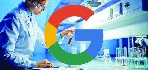 Google y los datos de salud