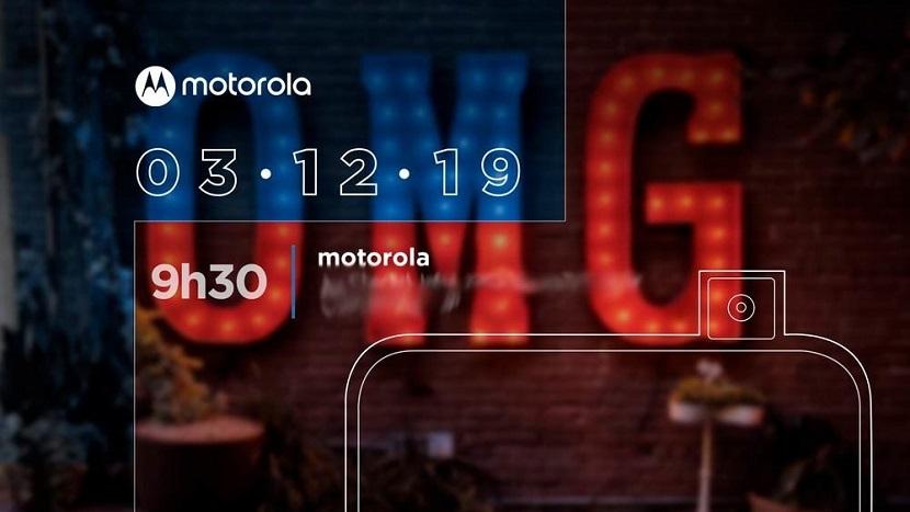 Motorola One Hyper presentacion