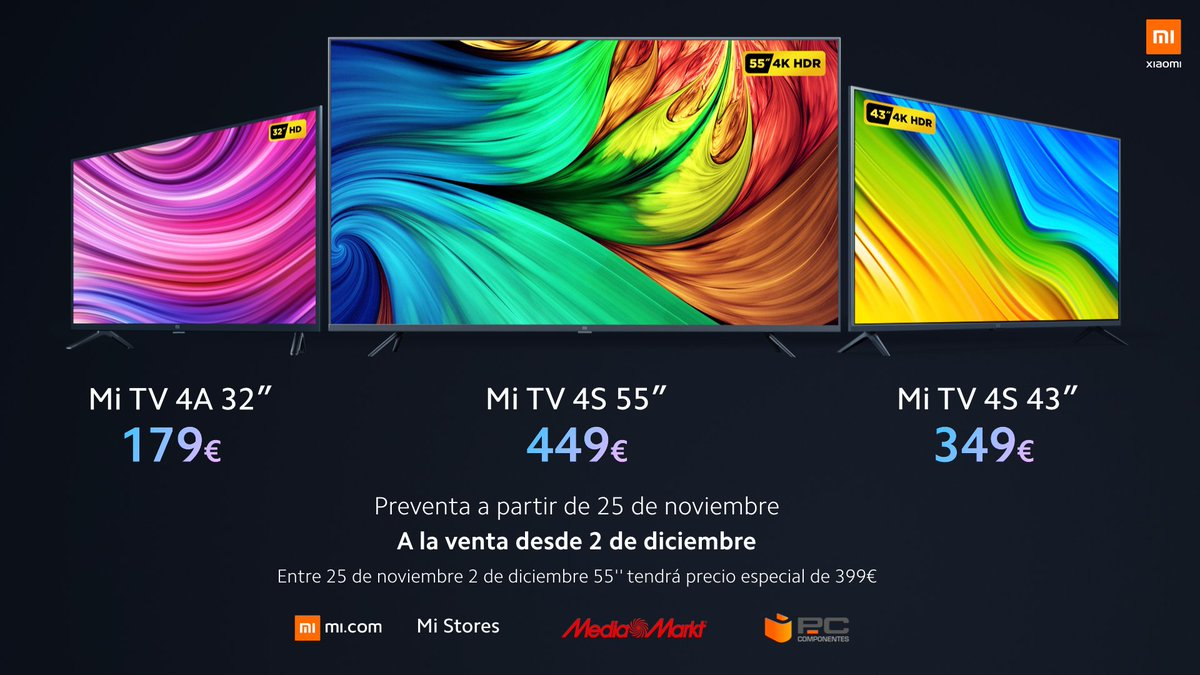 Smart TV de Xiaomi (