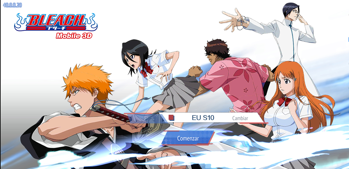 Bleach Anime 3D