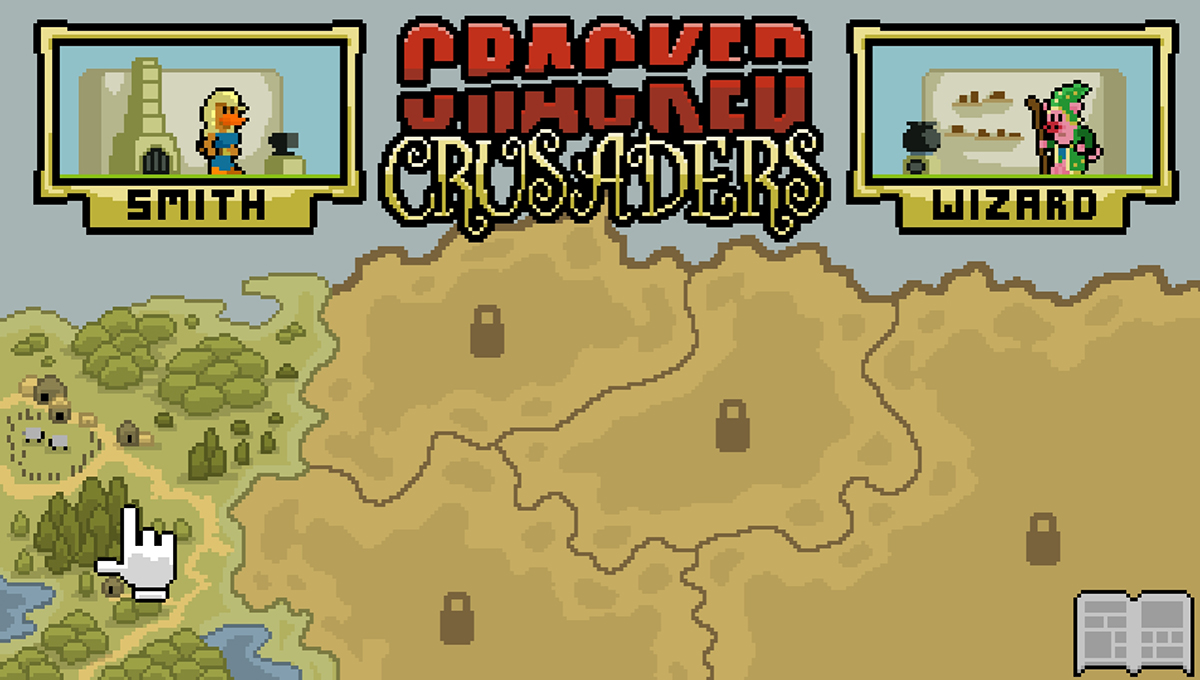 Cracked Crusaders