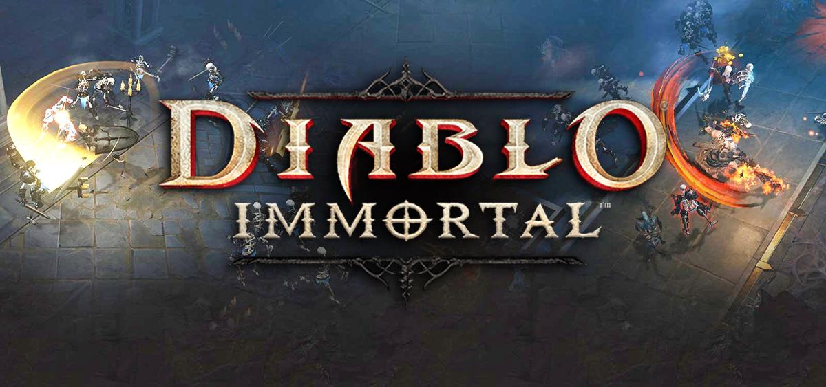Diablo Inmortal en Android