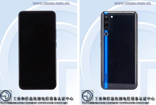 Lenovo Z6 Pro 5G en TENAA