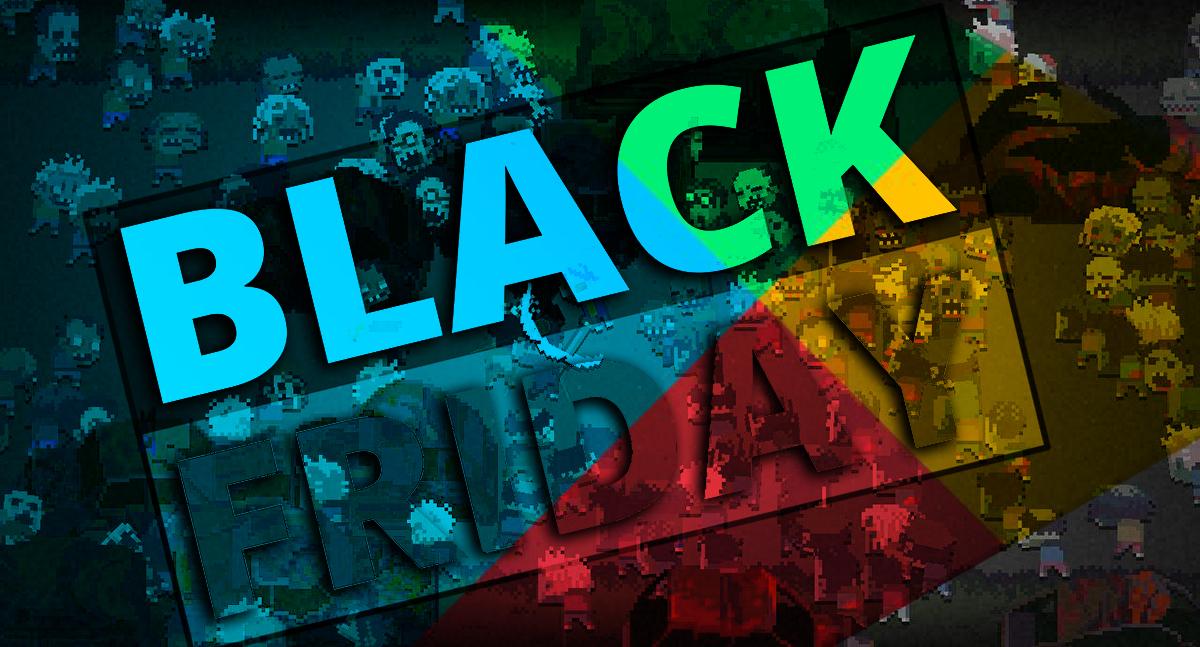 Black Friday juegos Android
