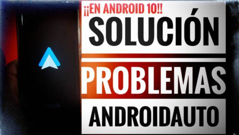 Solución problemas Android Auto