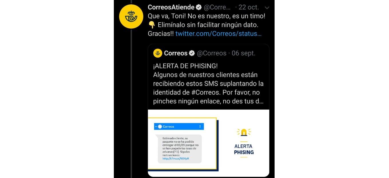 ALERTA ANDROID: ¡¡Cuidado con el Phising, no te dejes estafar!!