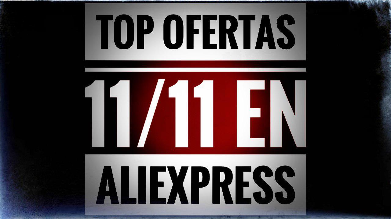Las mejores ofertas en tecnología del 11.11 en AliExpress