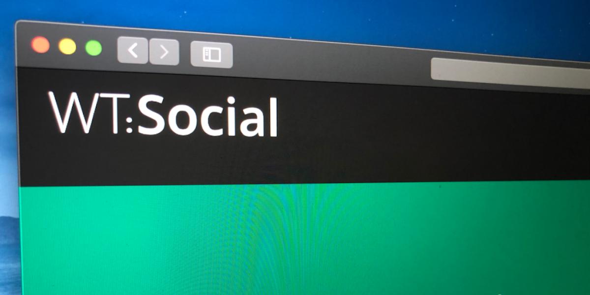 wt social web