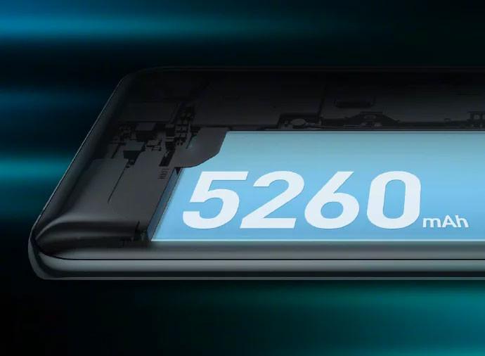 Batería del Xiaomi Mi CC9 Pro
