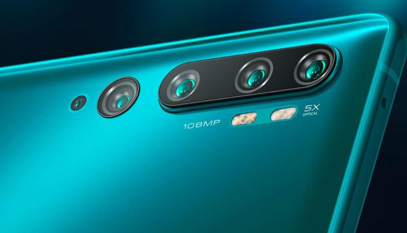 Cámaras del Xiaomi Mi CC9 Pro