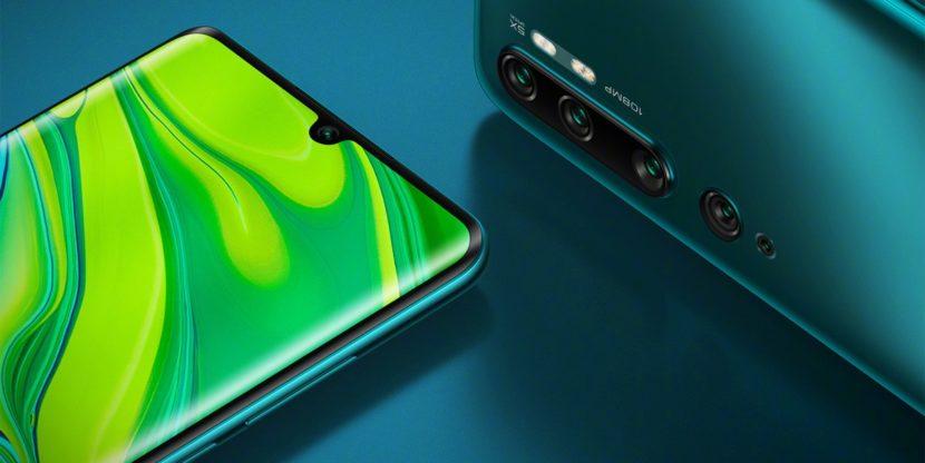 Xiaomi Mi CC9 Pro oficial
