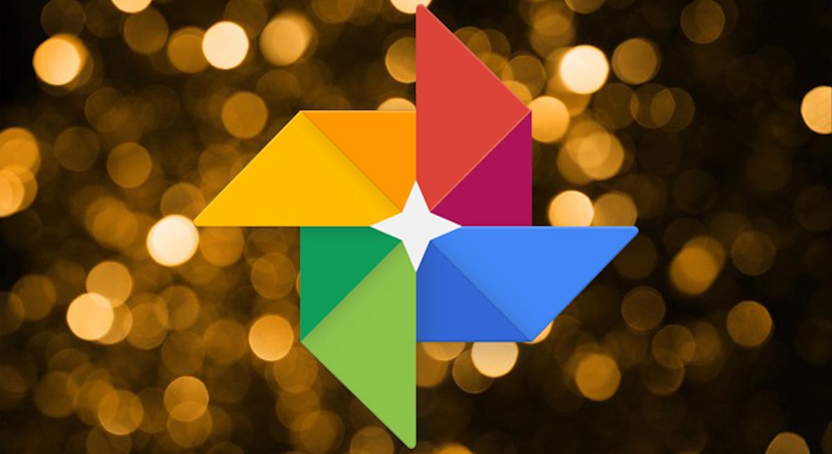 Google fotos desenfocar fondo