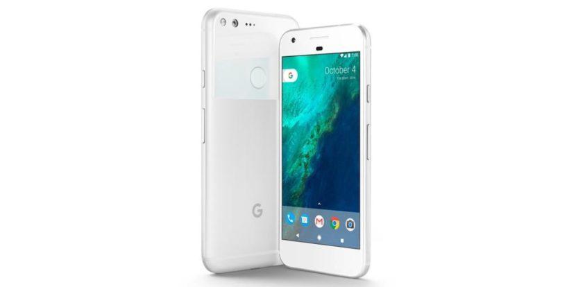 Los primeros Pixel de Google están recibiendo la última actualización de software
