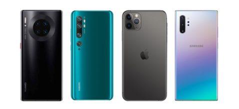 Mejor smartphone 2019