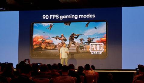 PUBG Mobile 90FPS