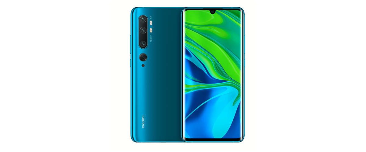 El Xiaomi Mi Note 10 Pro ya disponible en España