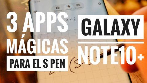 3 apps mágicas