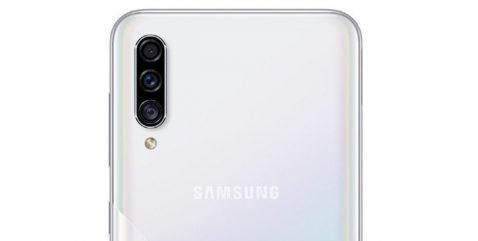 Cámara del Samsung Galaxy A30s