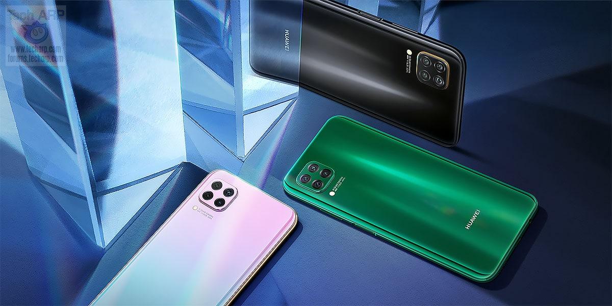 Huawei Nova 7i es anunciado para el 14 de Febrero