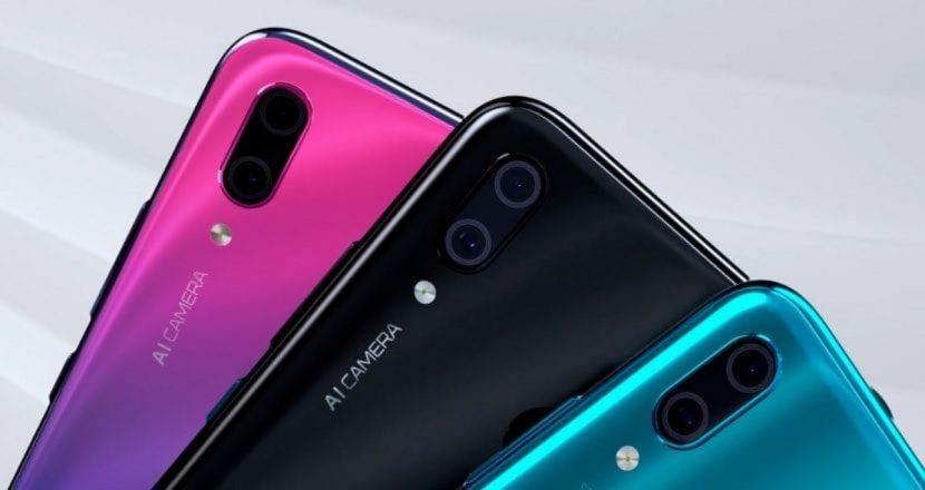 La actualización de Android 10 llegará al Huawei Y9 2019