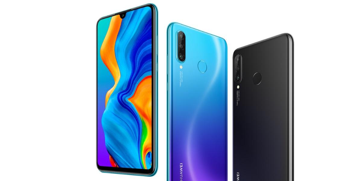 Huawei P30 Lite empieza a recibir la actualización EMUI 10 estable