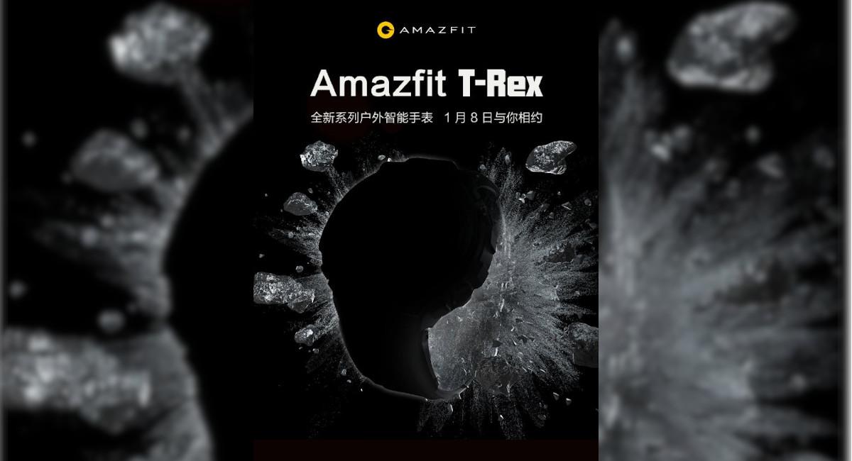 AmazFit T-Rex