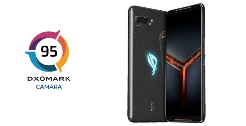 Asus ROG Phone 2 en DxOMark