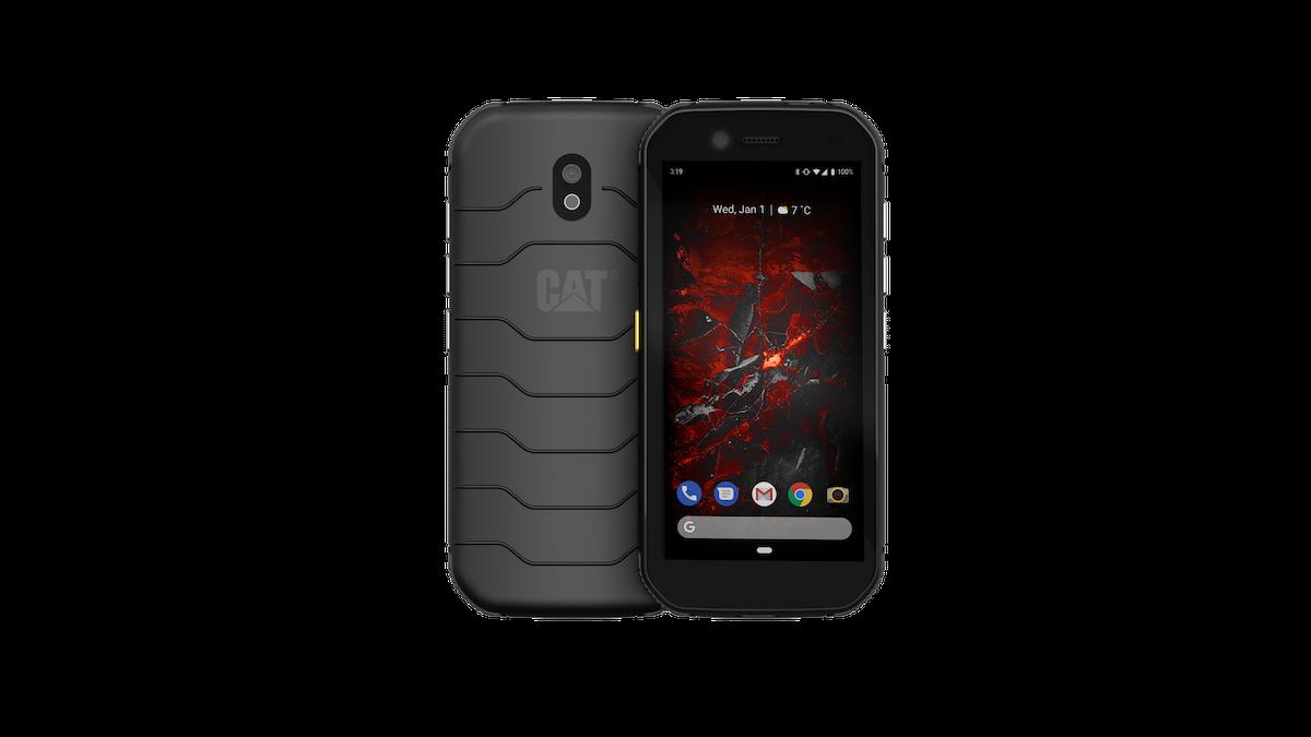 El S32 es la nueva apuesta de Cat por los smartphones ultra resistentes