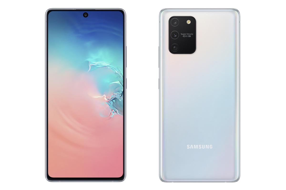 Samsung lanza el Galaxy S10 Lite y Note 10 Lite al mismo tiempo