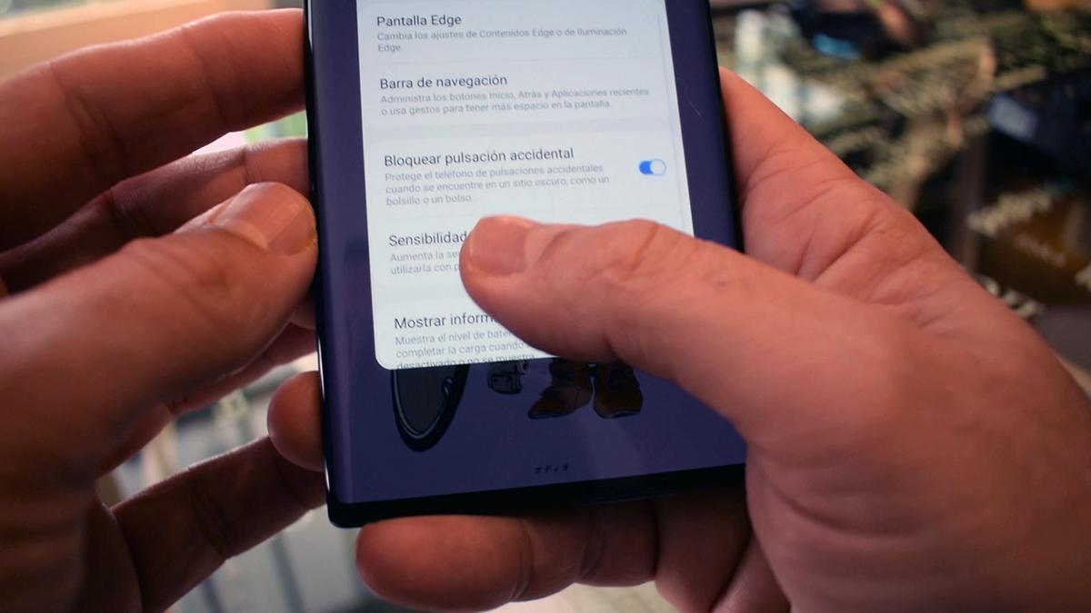 Gestos Android 10