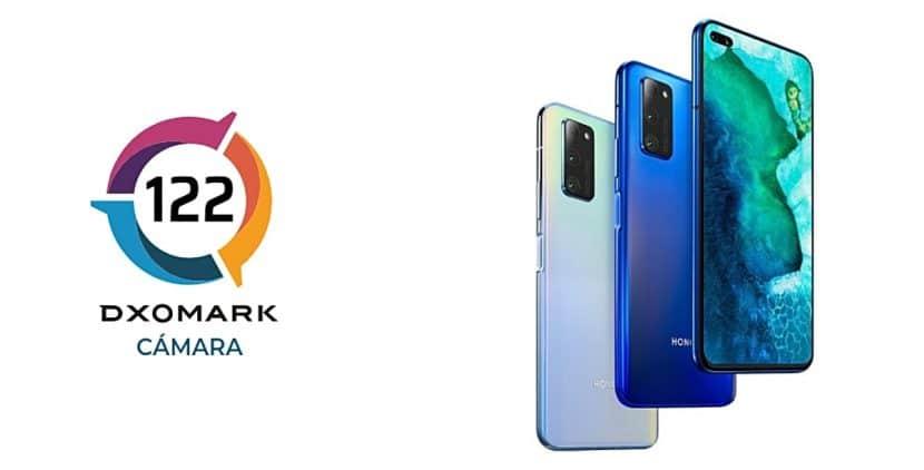 El Honor V30 Pro se ubica como el segundo smartphone con mejor cámara en el ranking de DxOMark