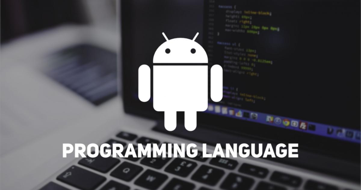Lenguajes programación Android