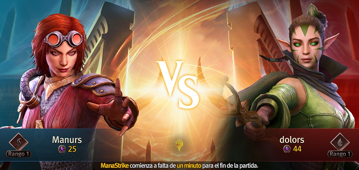 Magic Mana Strike en Android