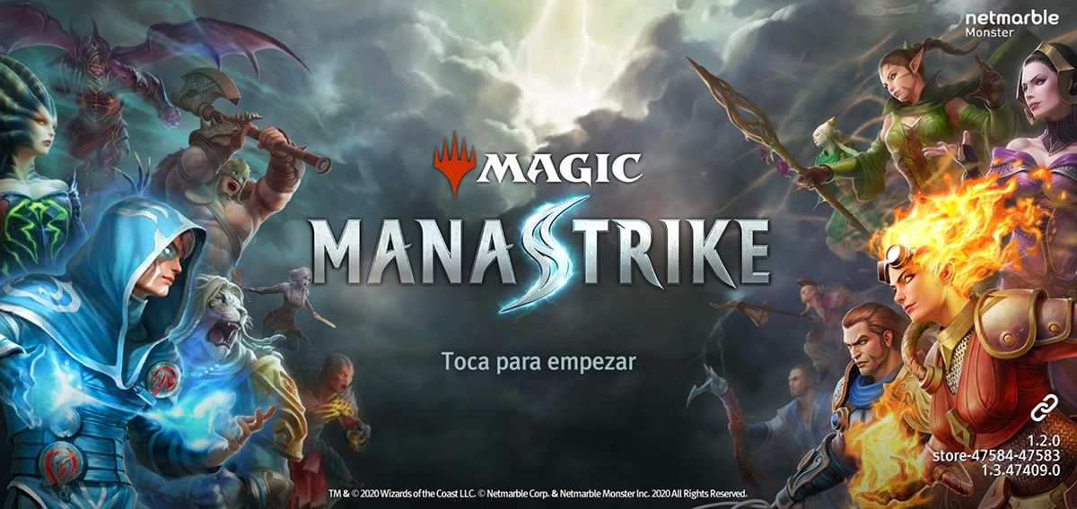 Magic: Mana Strike