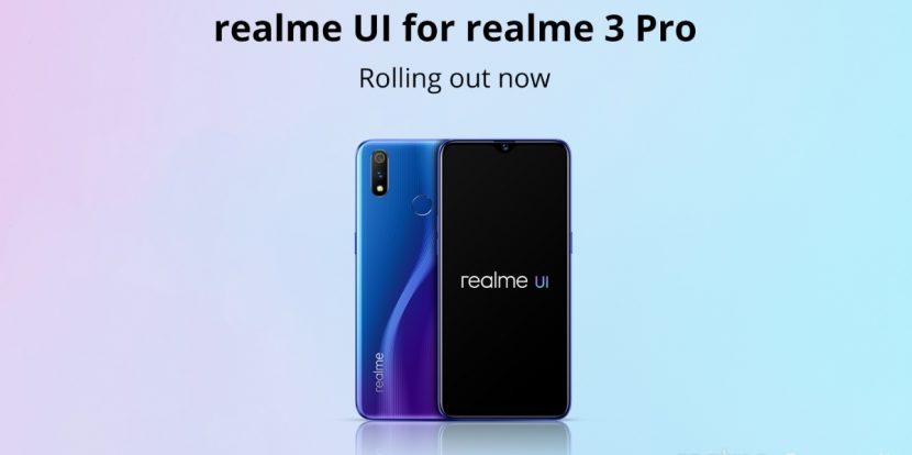 El Realme 3 Pro recibe Android 10