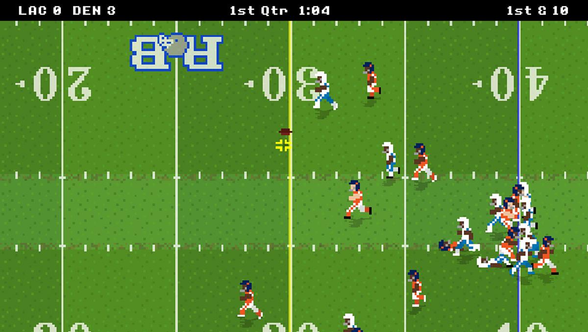 Retro Bowl te lleva al mejor fútbol americano para que tu mismo logres las mejores jugadas