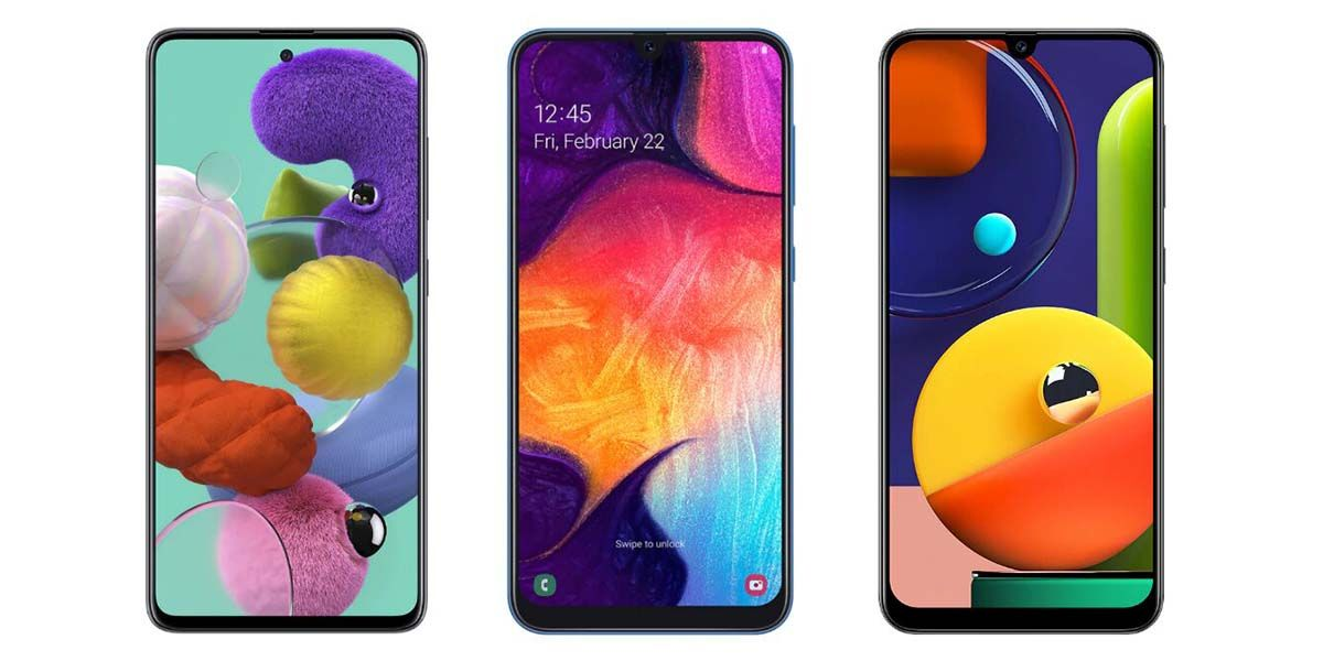 Samsung empieza a vender el Galaxy A51 en Europa