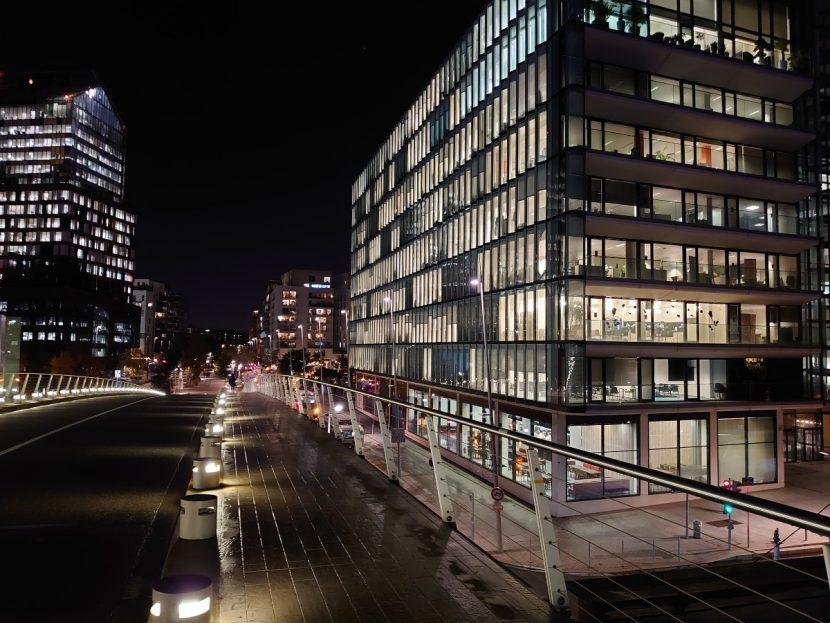 Foto de día tomada con el Sony Xperia 5