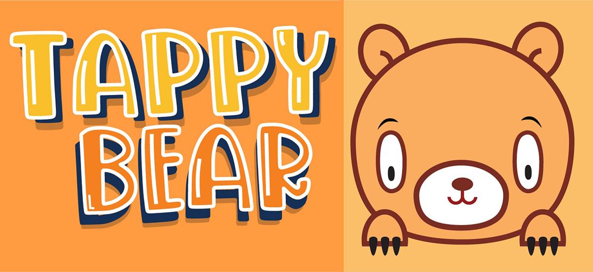 Tappy Bear