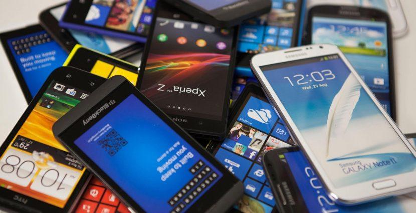 Teléfonos usados