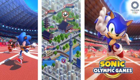 Sonic Juegos Olimpicos