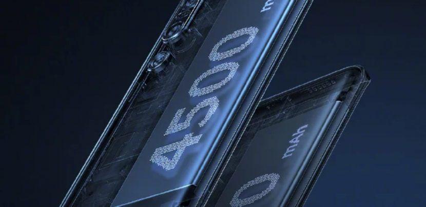 Batería del Xiaomi Mi 10