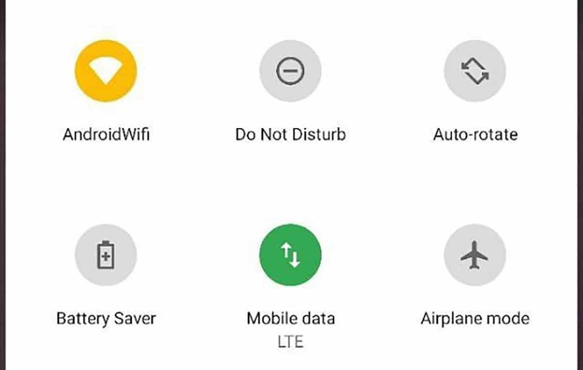 Android 11 multicolor