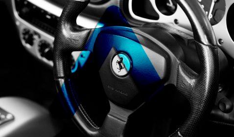 Android Auto Ferrari