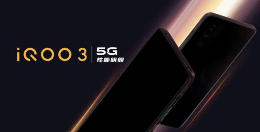 iQOO 3(tres) 5G